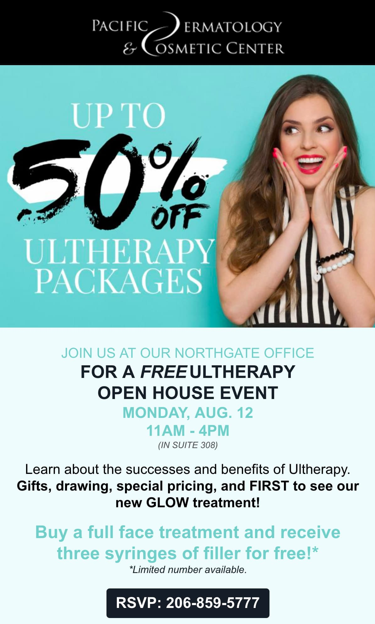 FREE Ultherapy Event